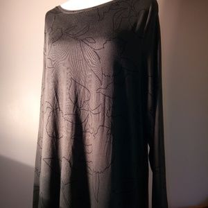 Apt. 9 Essentials women's LS top size XXL